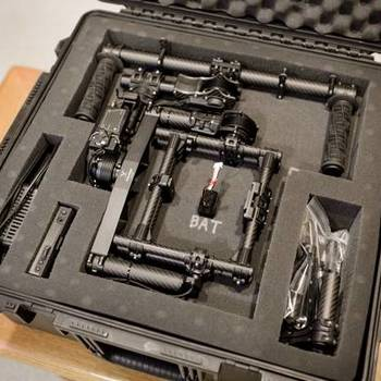 Rent Movi M5 with DP4 Monitor, Remote, and Case