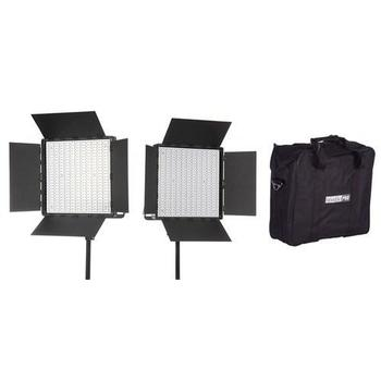 Rent 2 1x1 600 dimmable LED panels
