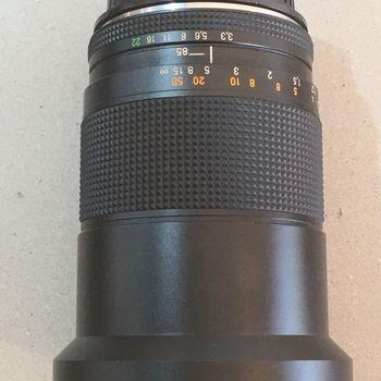 Rent Zeiss Contax 28-85 Cinemod Zoom