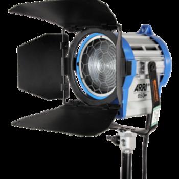Rent Arri 650w: Fresnel Lamp Head