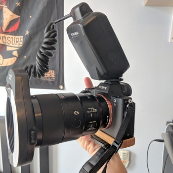 Rent Sony a7r II Backpack Loaded with Gear