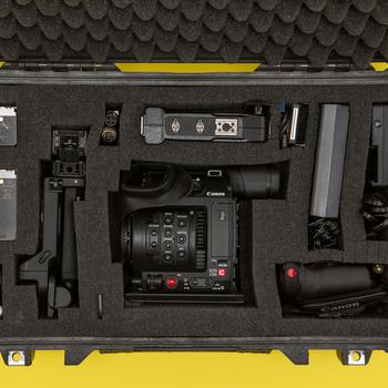 Rent Canon C200 Camera Body & 24-70mm Lens