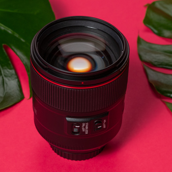 Rent Canon EF 85mm f/1.4L III IS USM Lens (Replaces f/1.2L II from 2006)