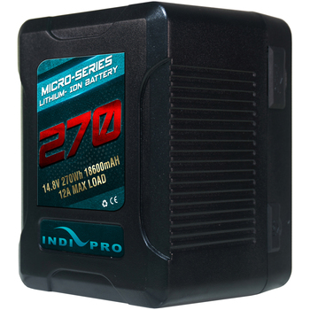 Rent Micro-Series 270Wh V-Mount Li-Ion Battery