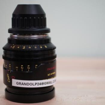 Rent Cooke 40mm miniS4/i Lens