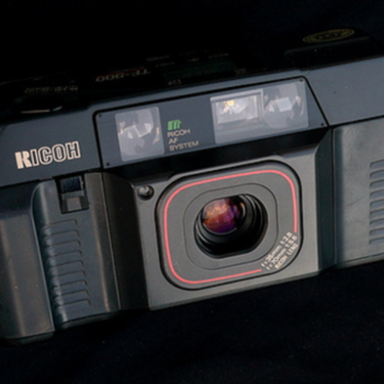 Rent Ricoh Tf-900 Automatic Film Camera