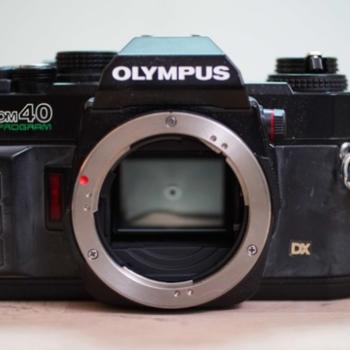 Rent Olympus Om40 Film Camera