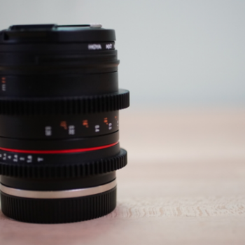 Rent Rokinon 21mm T1.5 Compact High Speed Wide Angle Lens