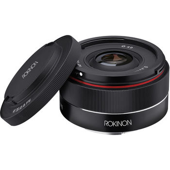 Rent Rokinon AF 35mm f/2.8 FE Lens for Sony E