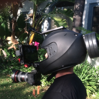 Rent POV - First Person Helmet Rig (1 of 2)