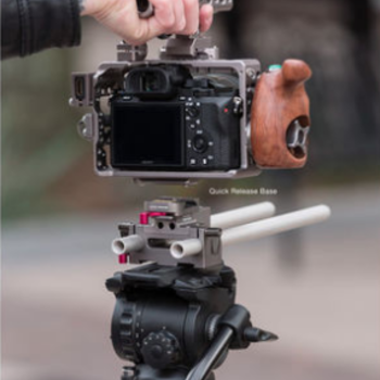 Rent Tilta ES-T17-A Cage Rig for Sony a7 Series - a7S, a7S II