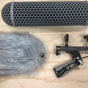 Rent Rode Blimp and Rycote Shock Mount System w/ Extras