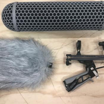 Rent Rode NTG3 Shotgun Microphone w/ Extras