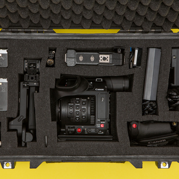 Rent Canon C200 Complete Package