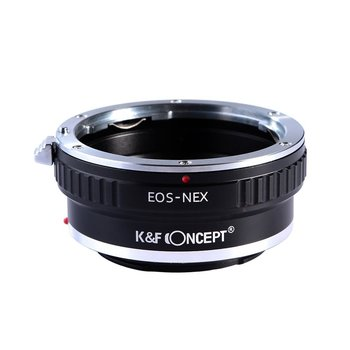 Rent Canon EOS Lens to Sony Alpha Nex E-mount Camera Adapter