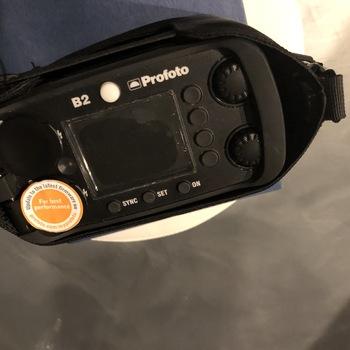 Rent Profoto B2 2 head kit
