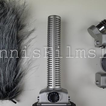 Rent Zoom H6 • Shotgun Attachment • 2 Sennheiser G3 Lav Microphones