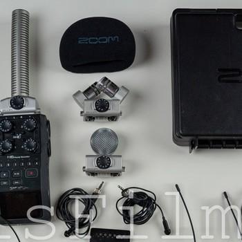 Rent Zoom H6 • Shotgun mic Attachment