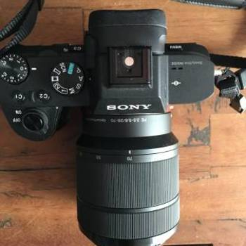 Rent Sony A7 II with 28 - 70 3.5-5.6 Lens
