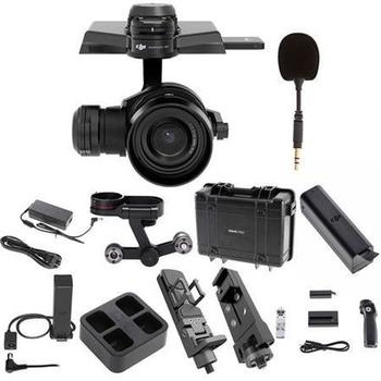 Rent DJI Osmo Raw Combo with follow focus