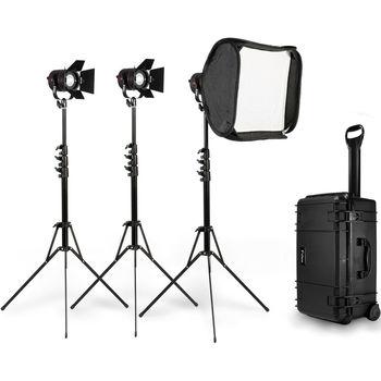 Rent Fiilex 3-Light P360 LED Light Kit