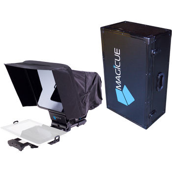Rent MagiCue Mobile Teleprompter Kit with Aluminum Hard Case