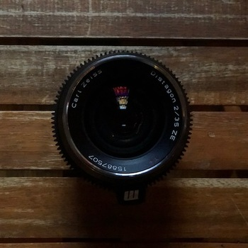 Rent Zeiss Distagon 35mm (f2) Ef mount