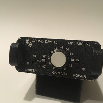 Rent Sound Devices MP-1