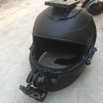 Rent POV - First Person Helmet Rig (2 of 2)