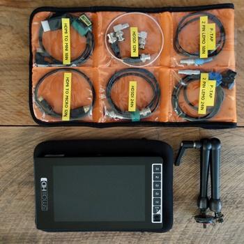Rent ACCESSORY PACKAGE -- just add camera! -- ARRI, SPIDERGRIPS, DIONIC'S,  ARRI LMB-25, SACHTLER, SMALLHD 703