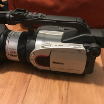 Rent Canon GL1 Mini DV Camcorder