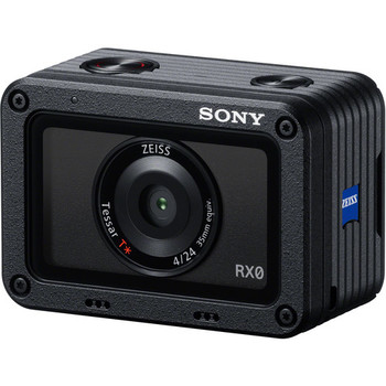 Rent Sony RX0 with charger and memory card