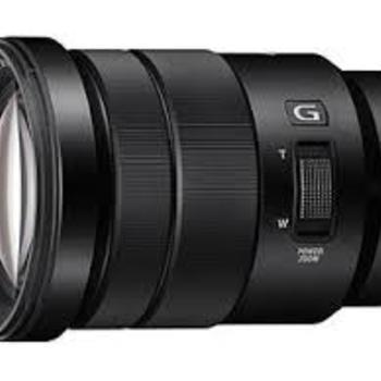 Rent Sony 18-105 lens