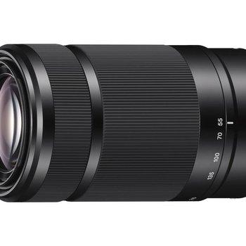 Rent Sony 55-210 lens