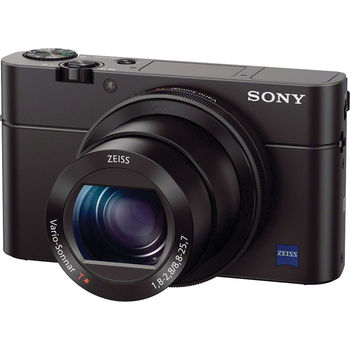 Rent Sony RX100 with batteries and memory card
