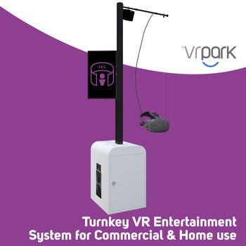 Rent Plug and Play Virtual Reality Station