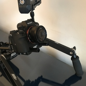 Rent SONY A7sII 4K kit w/ ATOMOS SHOGUN monitor