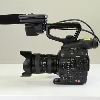 Rent Canon  C300 (EF) w/ 24-105 lens