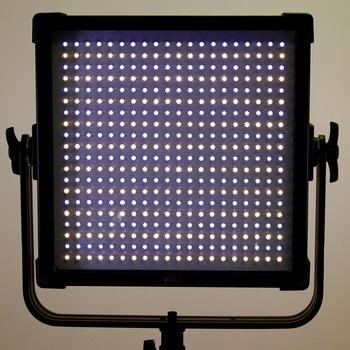 Rent F & V K4000 SE 1x1 AB-Mount Bi-Color LED Studio Panel 4-Light Kit