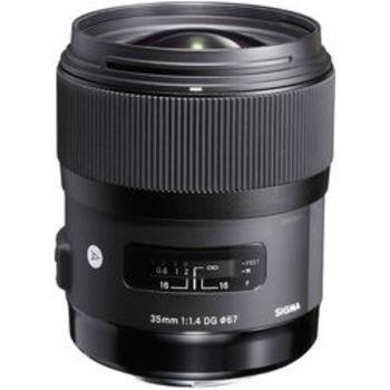 Rent Sigma 35mm Art lens - Canon mount