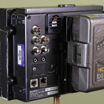 "Rent Sony LMD-941W 9"" LCD Monitor"