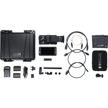 Rent SmallHD Sidefinder 502 Production Kit