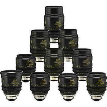 Rent Cooke miniS4/i Cine Lens Set of Ten Lenses