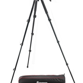 Rent Manfrotto 501 fluid head and tripod