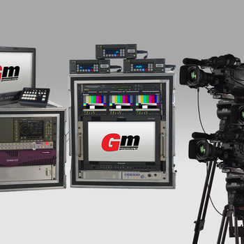 Rent 3 Camera Web Streaming Production Package