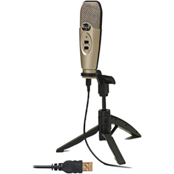 Rent CAD U37 USB Studio Condenser Recording Microphone