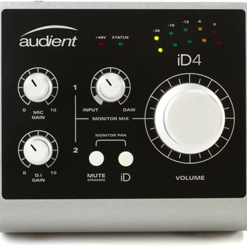 Rent Audident id4