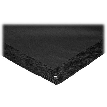 Rent Matthews 8x8' Overhead Fabric - Solid Black