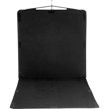 "Rent Matthews 48x48"" Floppy Cutter with Bottom Hinge, Black Textile"