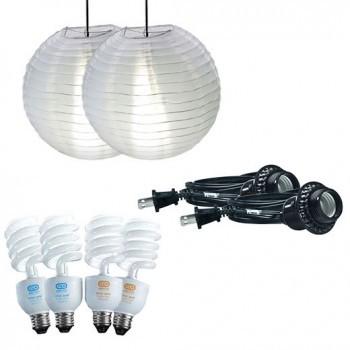 Rent Filmtools Kino Flo Soft Light China Ball Kit